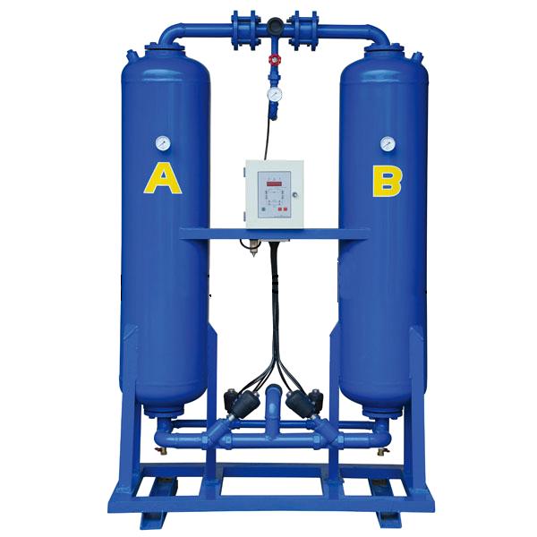 Heatless-Desiccant-Air-Dryer
